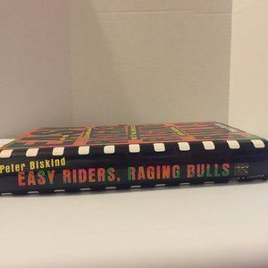 Vintage Accents - VTG 1990s Easy Riders, Raging Bulls..Peter Biskind